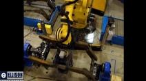 M-2000iA 1200 Weldment Handling Robot