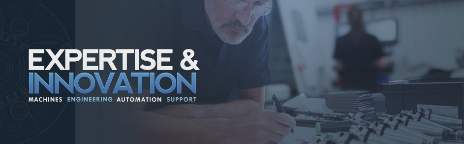 Expertise & Innovation Machines Engineering Automation  Support