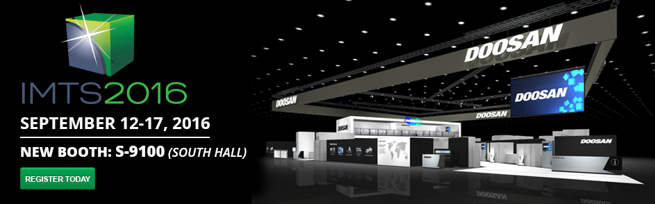 IMTS 2016 | Booth: S-9100